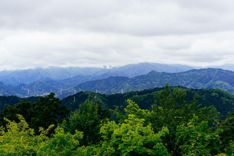núi Takao phía Tây Tokyo