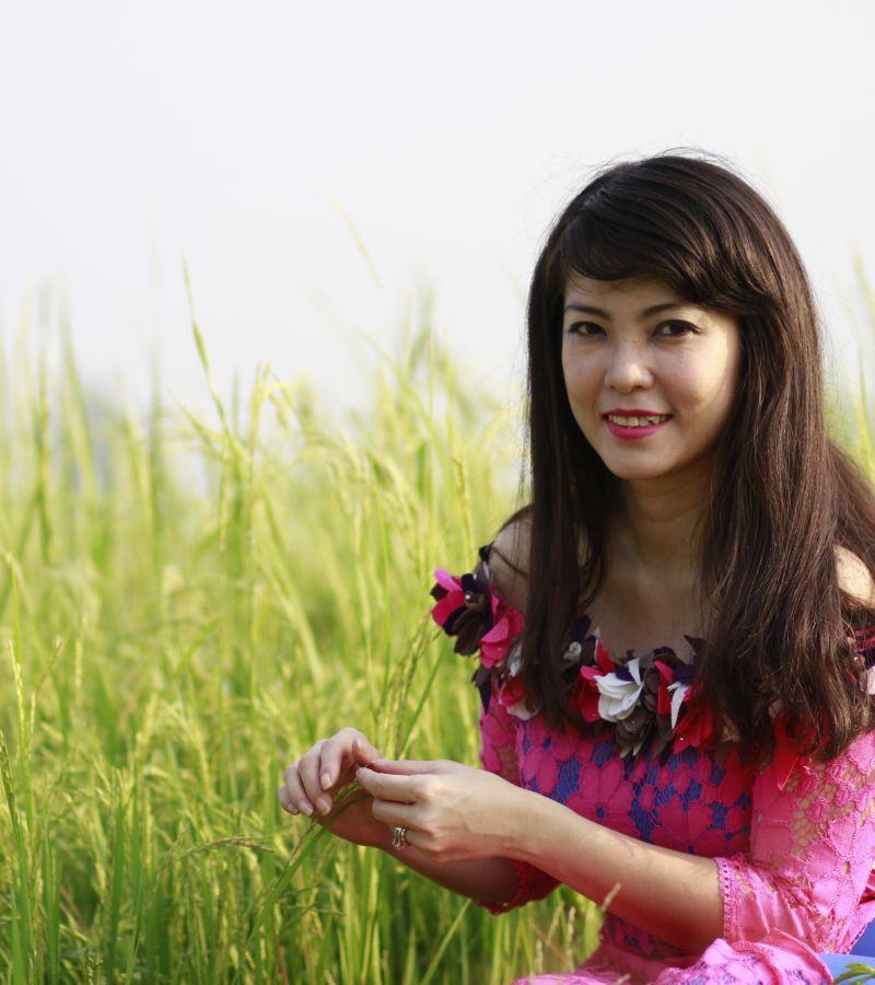 Chị Nguyễn Lê Bích Phượng