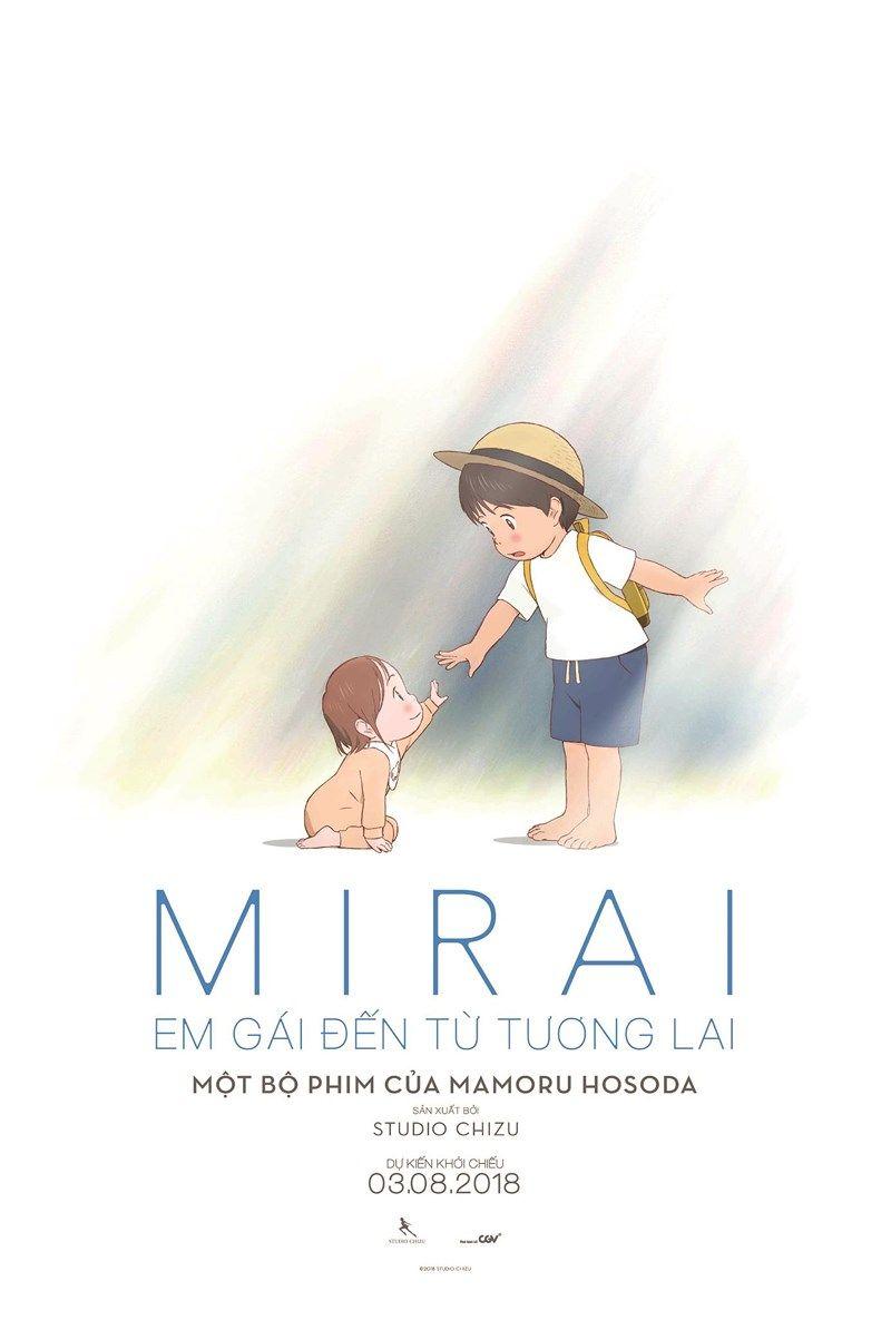 Review phim Mirai