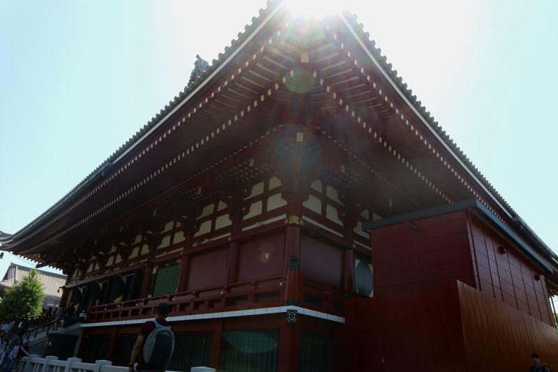 chùa Senso-ji