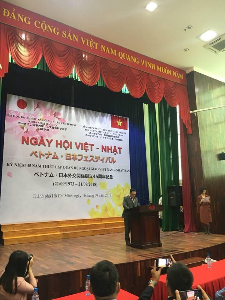 Lễ hội Việt - Nhật