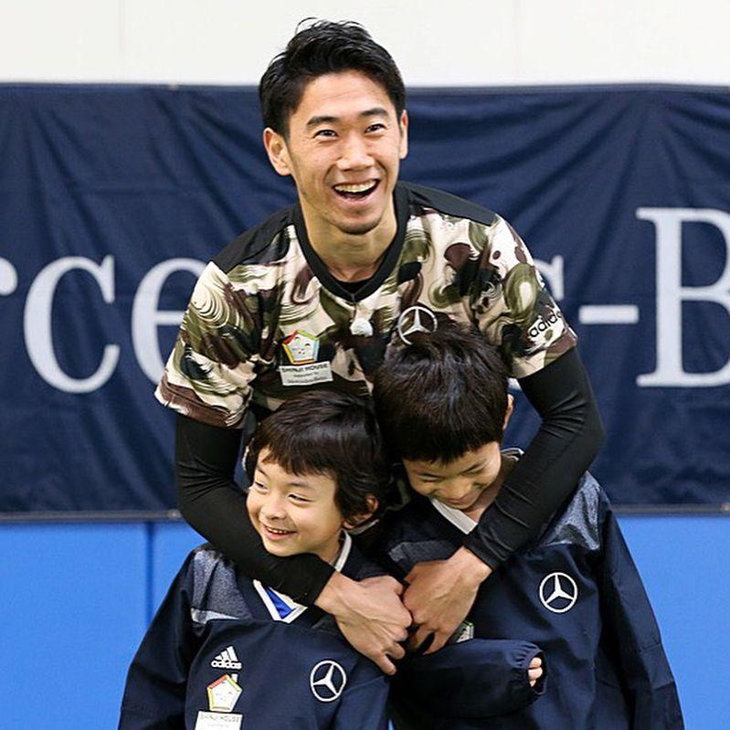 cầu thủ Shinji Kagawa