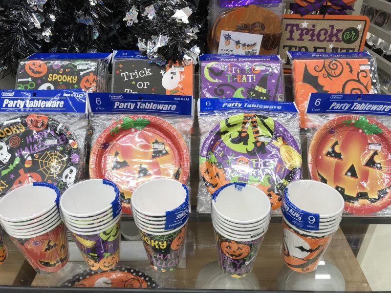 Những vật dụng trang trí trong tiệc Halloween