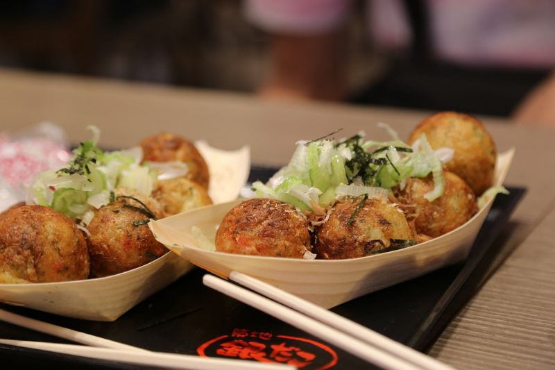 bánh bạch tuộc takoyaki 1