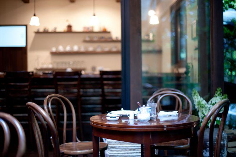 đầu thế kỷ 20 quán cà phê bắt đầu phát triển và phổ biến