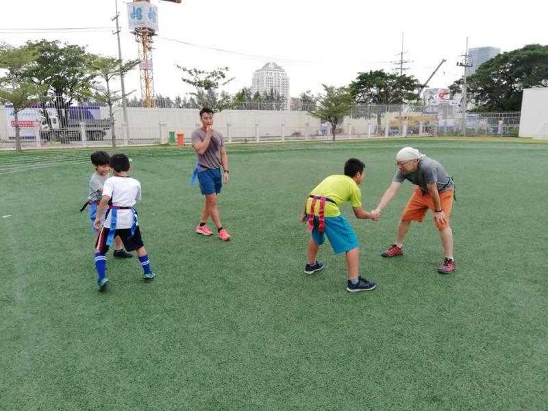 Lớp học bóng bầu dục