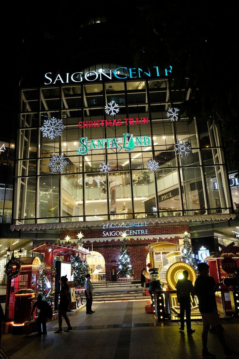 Giáng Sinh tại Sài Gòn