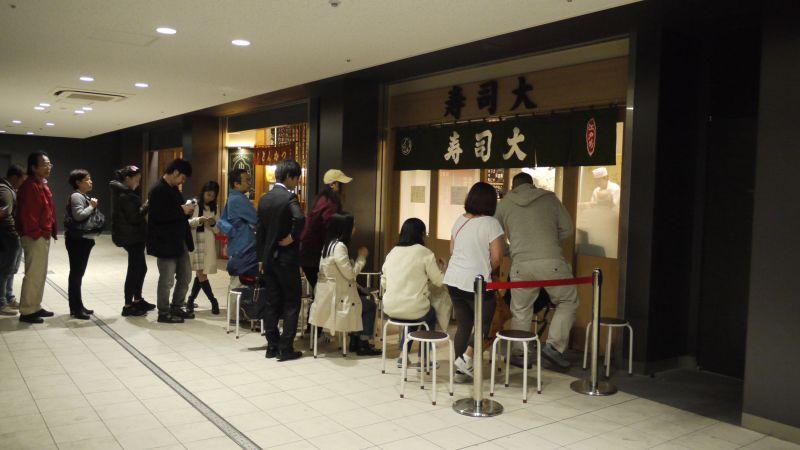 Tiệm Sushi
