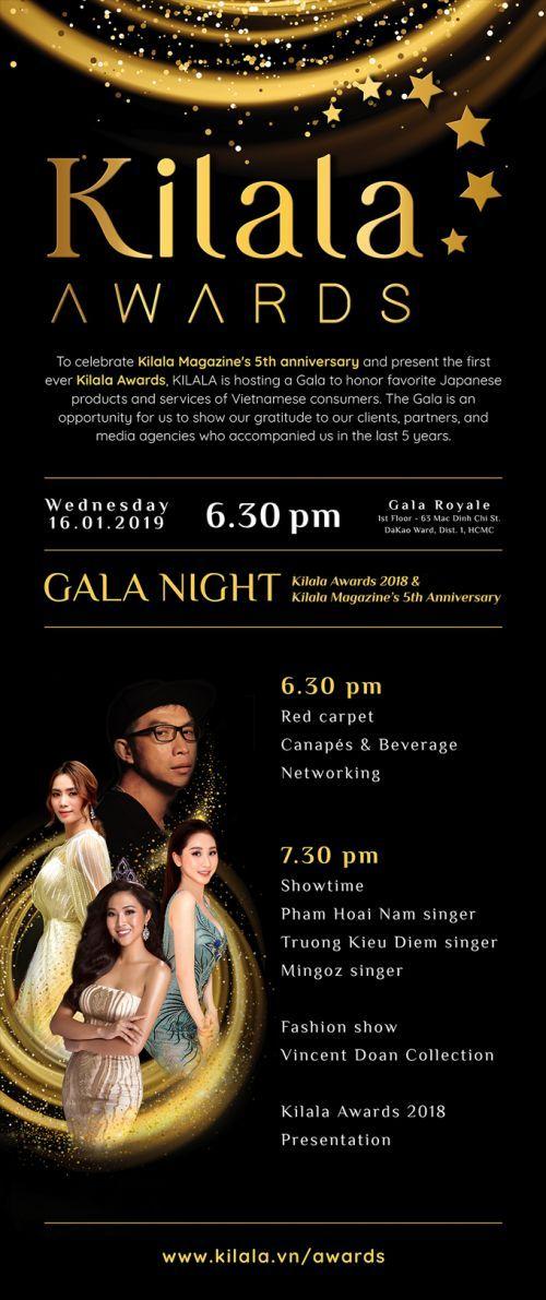 KILALA Gala Night