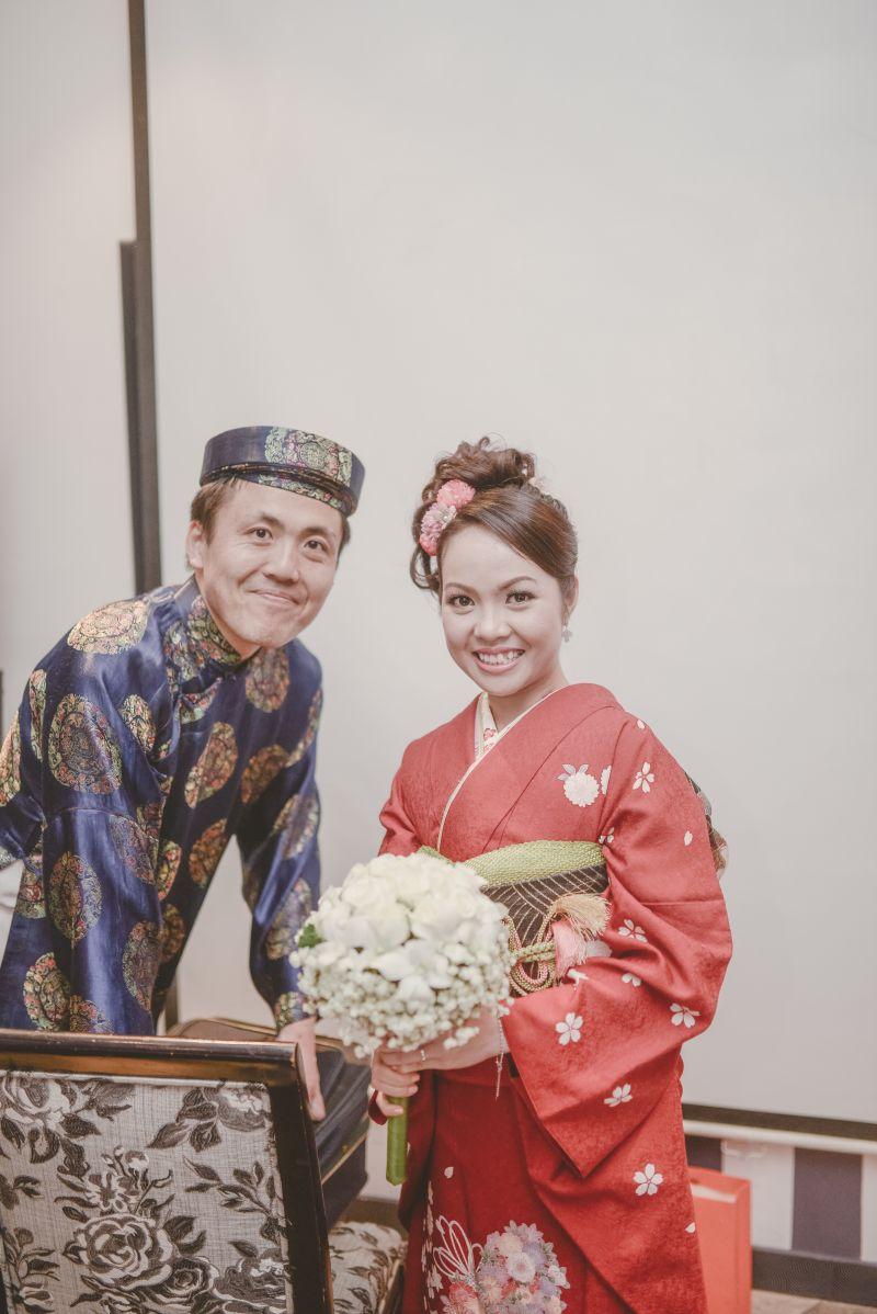 Hiroyuki & Thanh Phượng