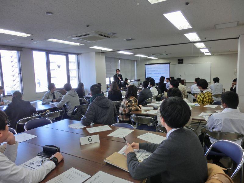 Hội giao lưu giữa du học sinh và doanh nghiệp Nagasaki
