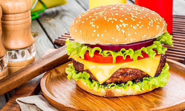 hamburger nhật bản