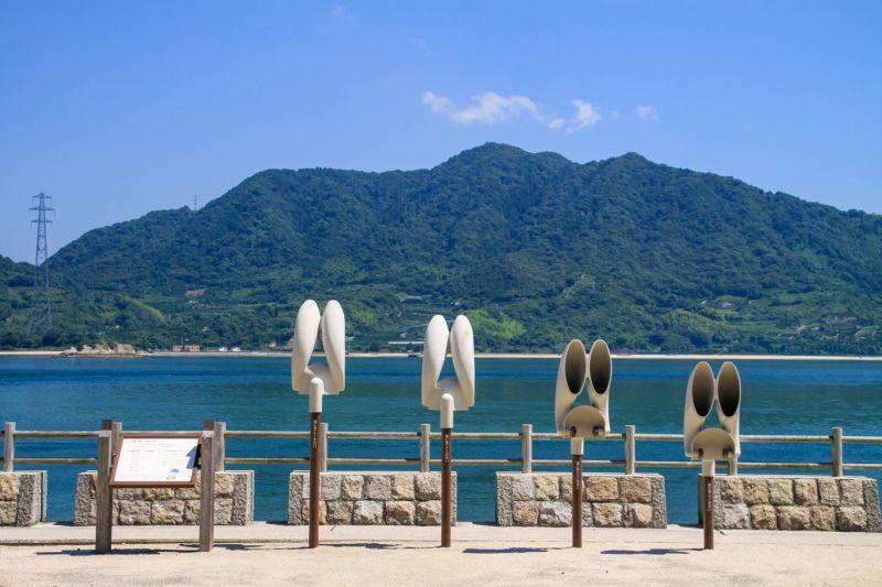 đảo Thỏ ở Nhật Bản