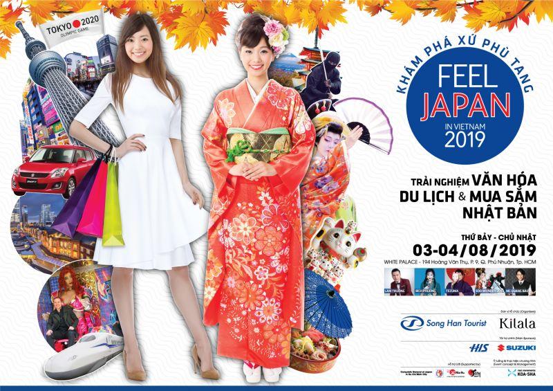 lễ hội Feel Japan 2019