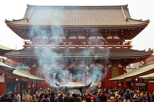 Đền Asakusa