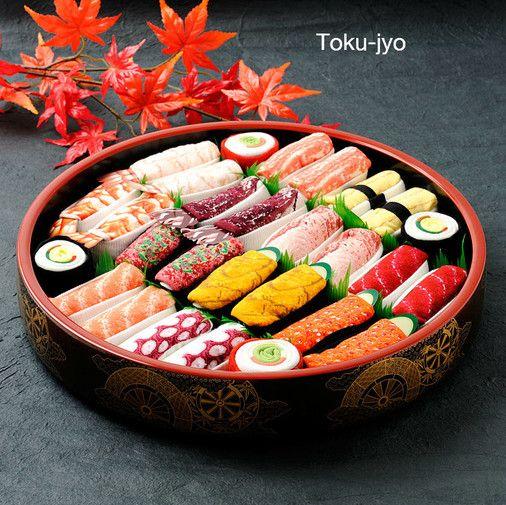 hộp quà tặng vớ sushi