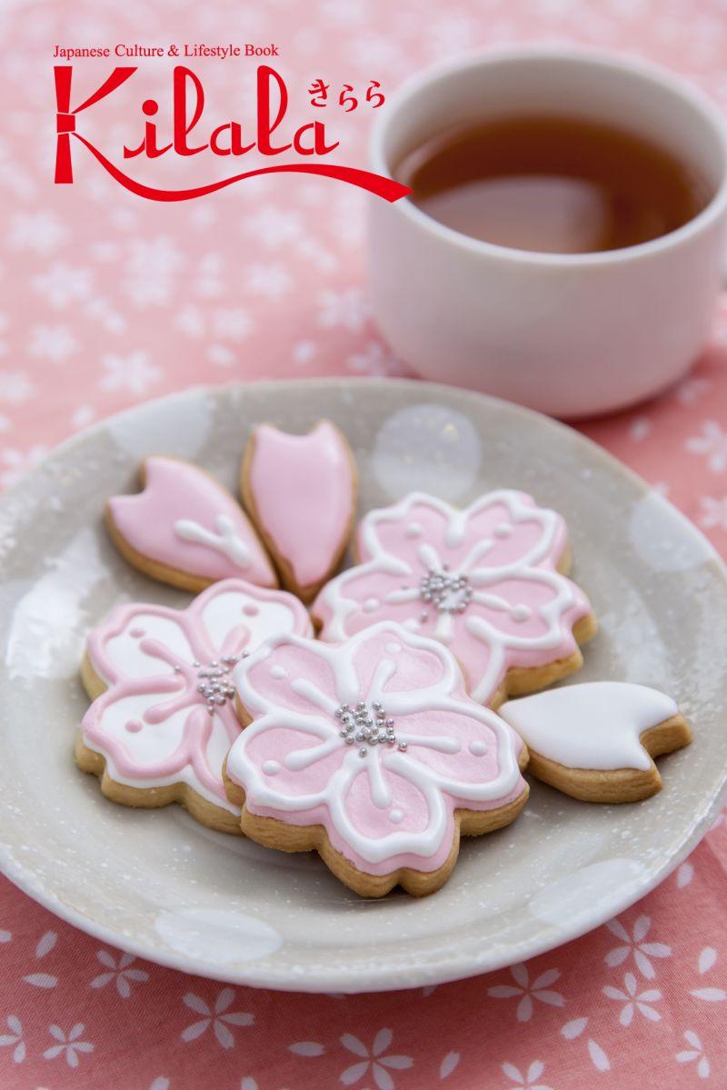 bánh quy sakura