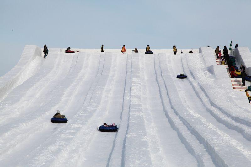 trượt tuyết ở Tsudome