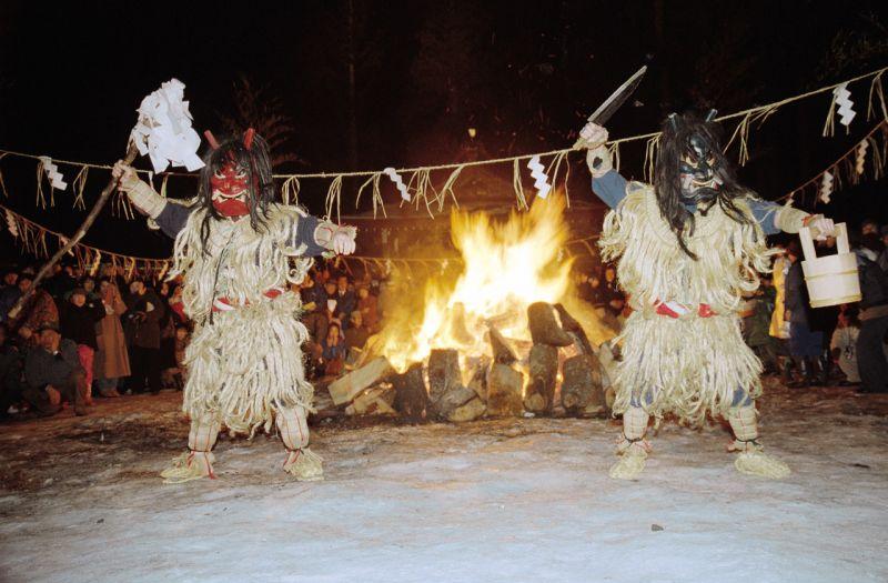 lễ hội Namahage Sedo