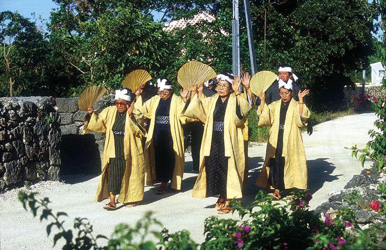 Lễ hội Hounensai ở đảo Taketomi