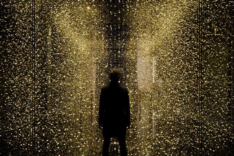 Những giọt mưa vàng
