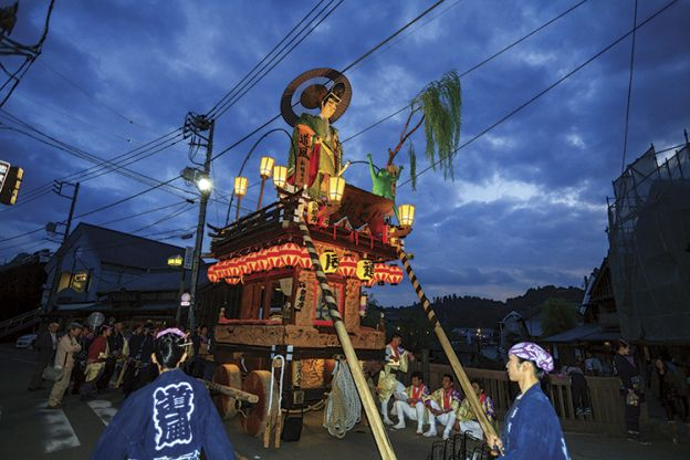 Đại lễ hội của Sawara