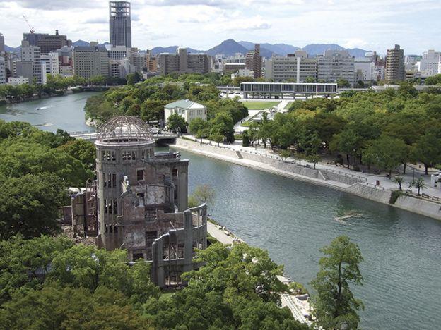 Công viên tưởng niệm hoà bình Hiroshima
