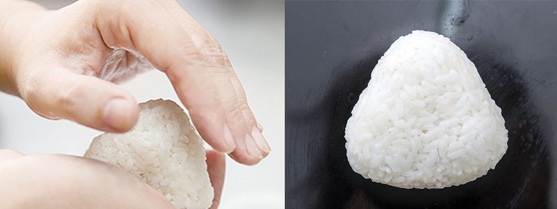 Ngon lành cơm nắm Onigiri