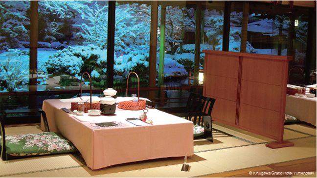 Thưởng thức những món ăn đúng chất Nhật Bản
