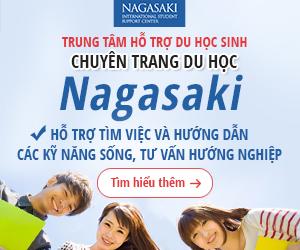 Trung tâm hỗ trợ du học sinh tỉnh Nagasaki