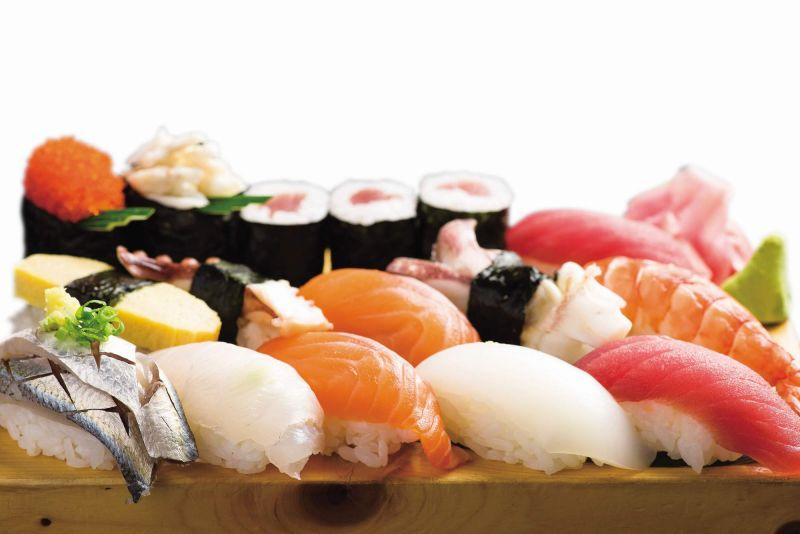 nguồn gốc sushi từ Đông Nam Á