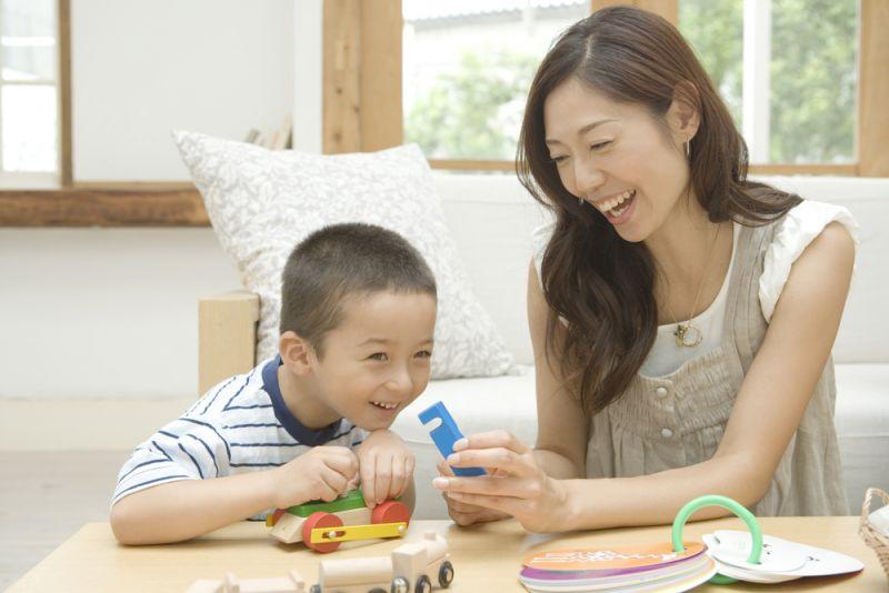 ý tưởng nuôi dạy con của cha mẹ Nhật