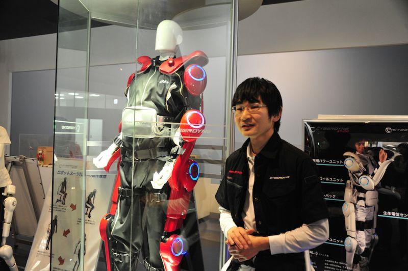 mô hình robot