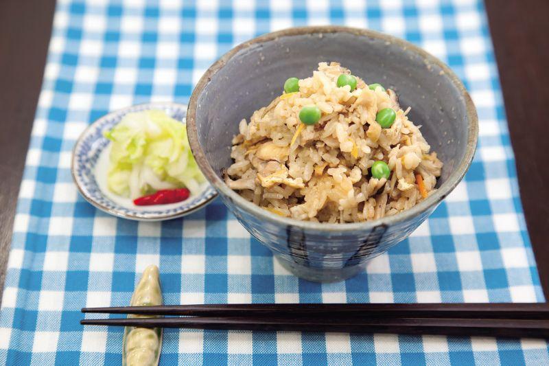 cơm gà kiểu Nhật