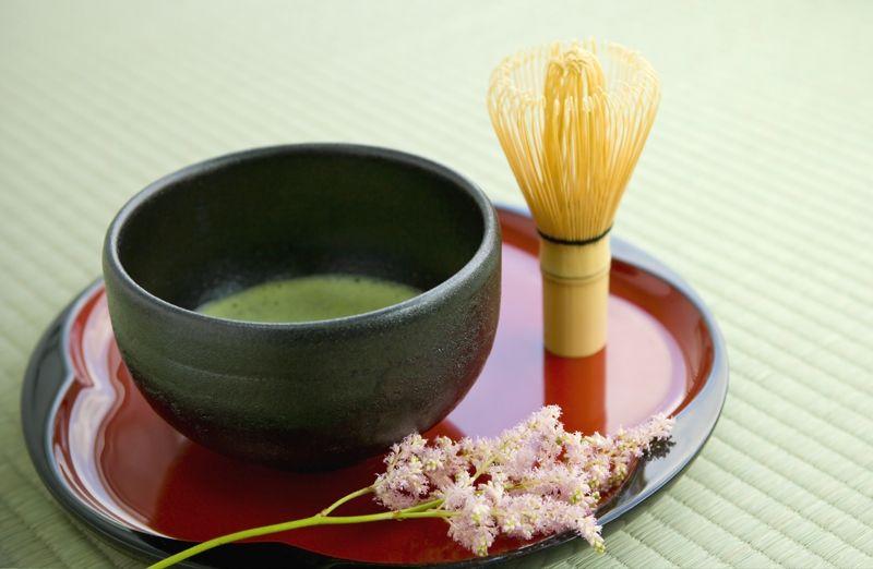nghi thức pha trà trong Trà đạo