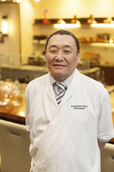 Bếp trưởng Nishiyama