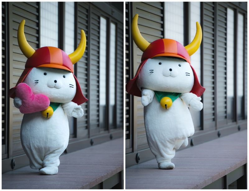 linh vật của lâu đài Hikone