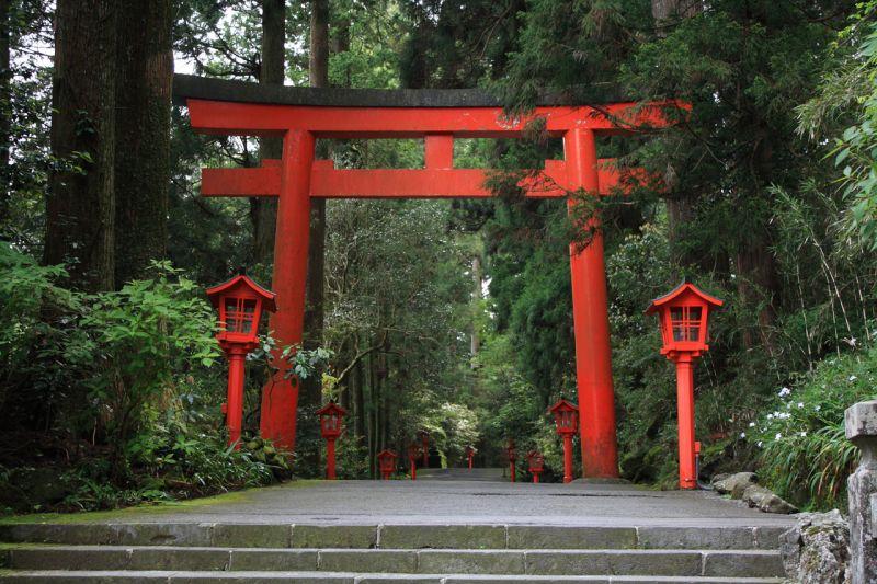 cổng Torii trong Thần Đạo