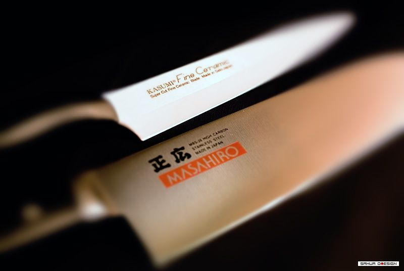 dao nhà bếp Nhật Bản