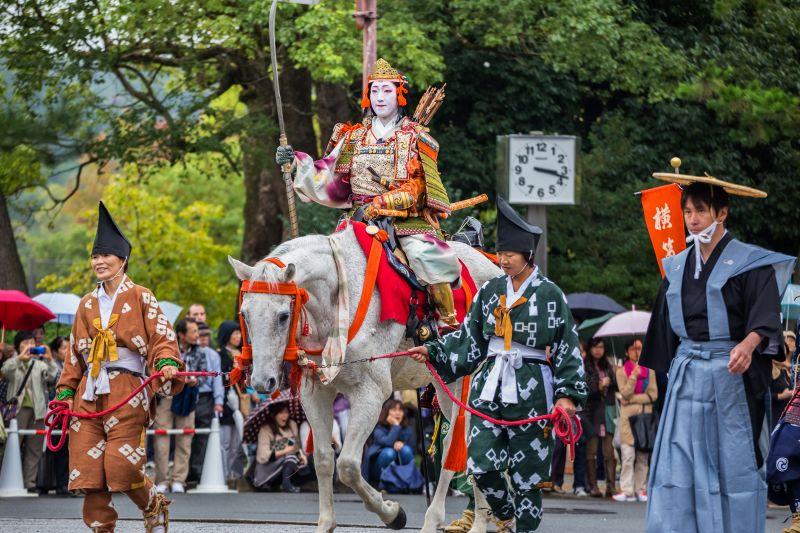 lễ hội Jidai Nhật Bản