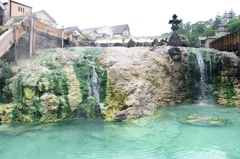 nước khoáng nóng tuyệt hảo Kusatsu