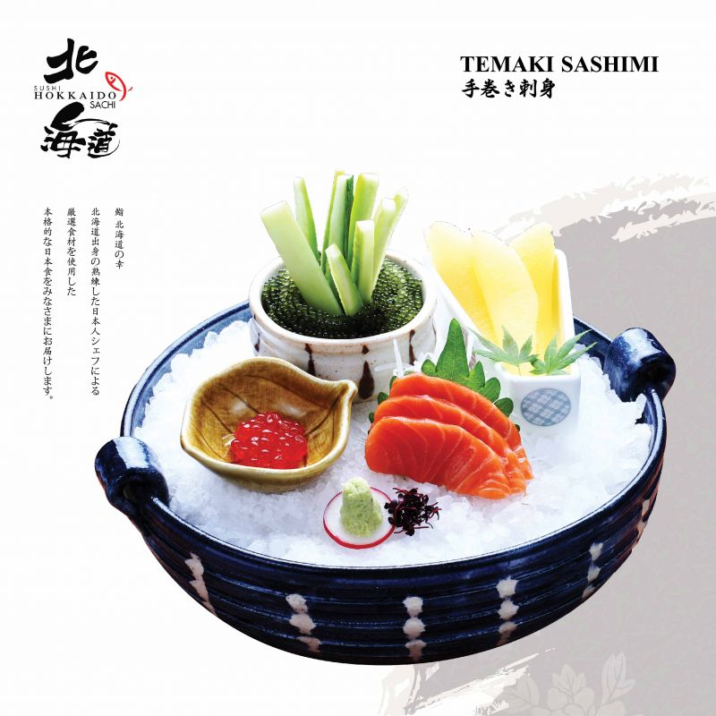 cuộc thi Sushi Hokkaido Sachi