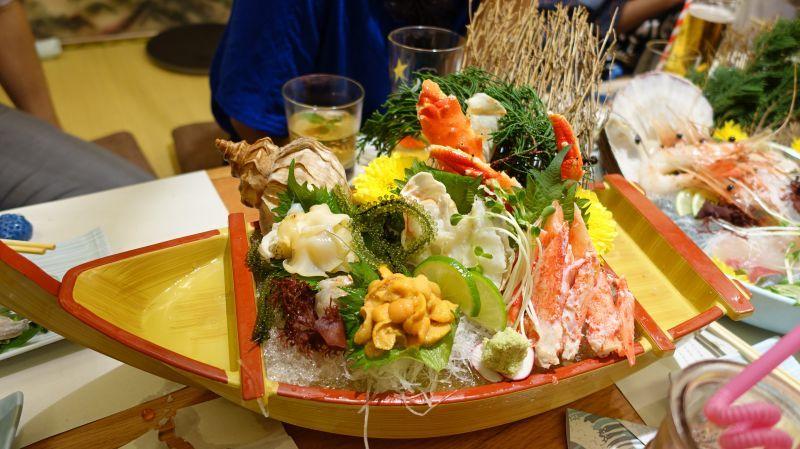 Xuất khẩu hải sản Hokkaido đến Việt Nam