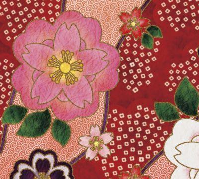 kĩ thuật nhuộm Kimono