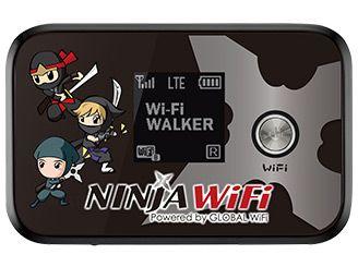 thiết bị kết nối Internet di động Ninja Wifi
