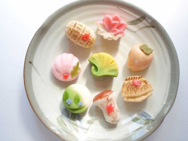 bánh kẹo Nhật Bản cổ truyền