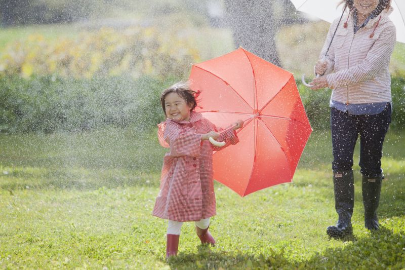 mùa mưa Tsuyu - vị sứ giả mùa hè