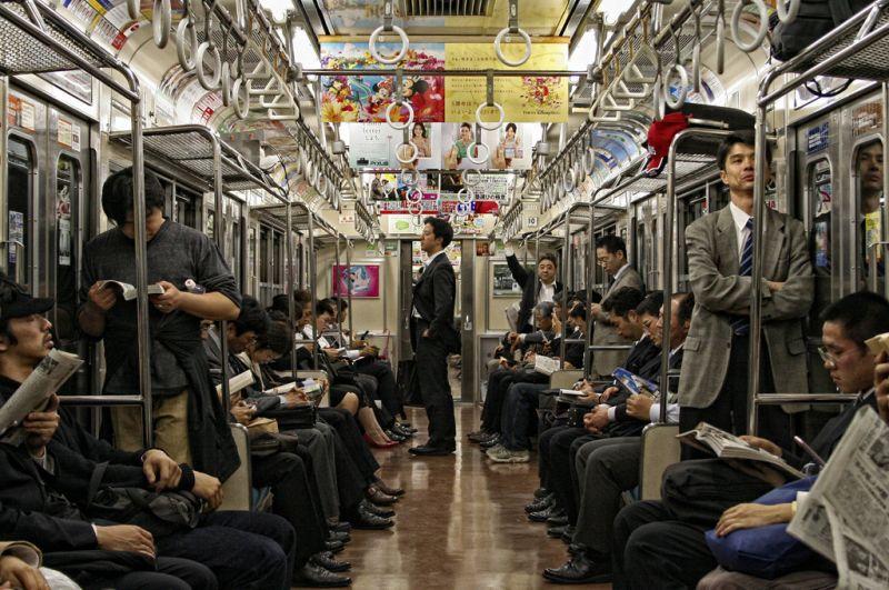 Tàu điện ngầm Tokyo