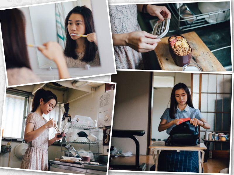 một ngày của du học sinh tại Nhật