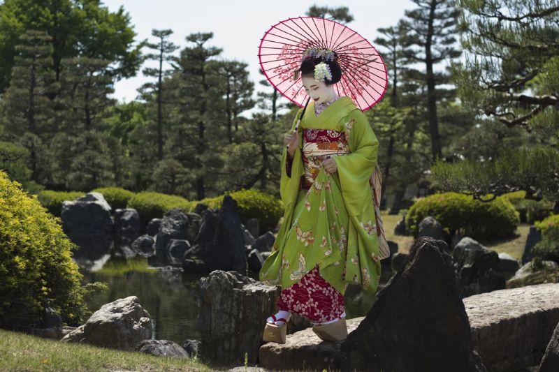 sự ra đời của Geisha